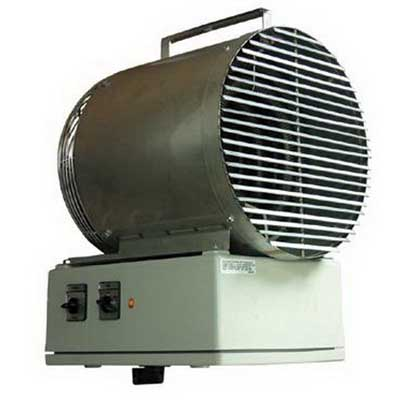 TPI/Raywall H1H5515T 5500 Series Washdown Fan Forced Unit Heater 700 cfm  1 Phase  240 Volt  15 Kilo-Watt