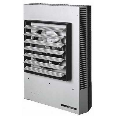 TPI/Raywall F2F5103N 5100 Series Fan Forced Unit Heater 400 cfm  1/3 Phase  208 Volt  3.3 Kilo-Watt