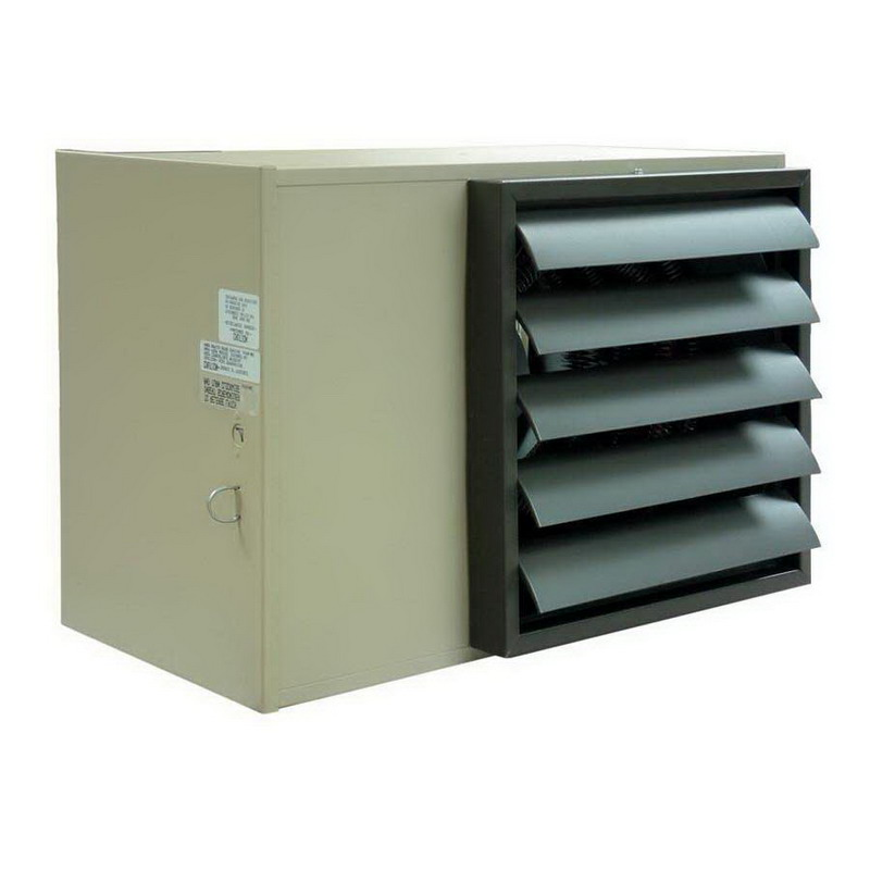 TPI/Raywall H1HUH07CA1 UH Series Horizontal Fan Forced Unit Heater; 575 cfm, 1 Phase, 240 Volt, 7.5 Kilo-Watt