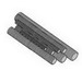Power-Strut PS-146-3/8-X-12-EG Continuous Threaded Rod; 3/8 Inch x 12 ft, Electrogalvanized