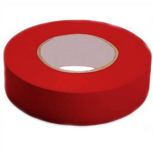 Topaz 860T Nesco® 860 Series Electrical Tape; 600 Volt, 60 ft Length x 3/4 Inch Width x 7 mil Thick, Black