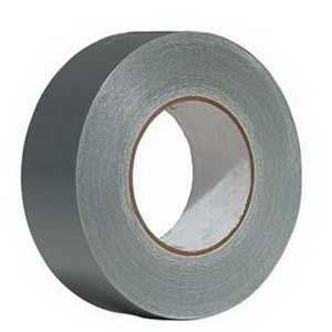 Topaz 868 Duct Tape Roll; 2 Inch x 60 yard