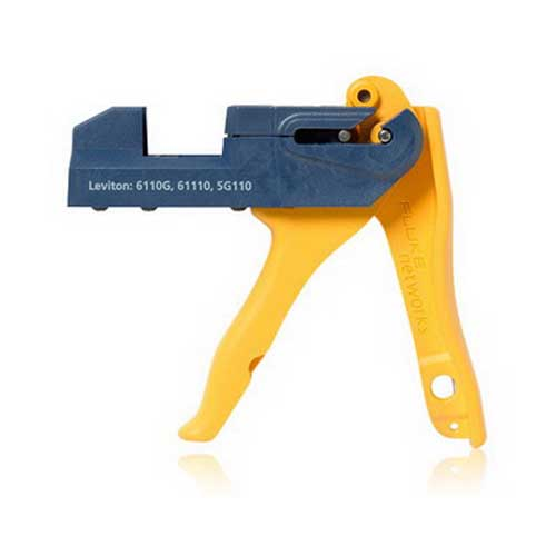 Fluke JR-PAN-2 JackRapid™ Termination Tool; For Supporting NK688M and NKP5E88M Panduit Jack Models