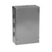 Unity 884SC Electric Pull Box; 8 Inch Width x 4 Inch Depth x 8 Inch Height, 16 Gauge Low Carbon Steel