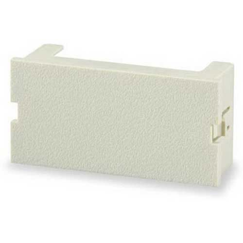 Signamax SCM-BL Blank Module; Light Ivory