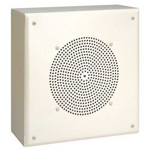 Bogen Communications MB8TSQVR Bogen® Metal Box Speaker; 96 dB Sensitivity
