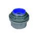 L.H. Dottie WTH150 Insulated Weathertight Hub; 1-1/2 Inch, Zinc Alloy