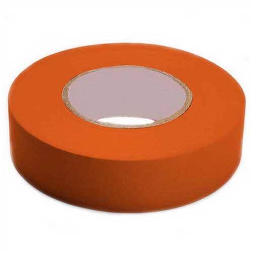 L.H. Dottie 360ORG Electrical Color Coding Tape; 600 Volt, 60 ft Length x 3/4 Inch Width x 7 mil Thick, Orange