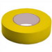 L.H. Dottie 360YEL Electrical Color Coding Tape; 600 Volt, 60 ft Length x 3/4 Inch Width x 7 mil Thick, Yellow