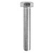 L.H. Dottie MB381 Hex Head PC 4090 Fully Thread Tap Bolt; 3/8-16 x 1 Inch, Low Carbon Steel, Zinc-Plated