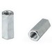 Cooper B-Line B655-1/4-ZN Rod Coupling; 1/4 Inch, Steel, Electro-Plated Zinc