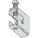 Cooper B-Line B306ZN Beam Clamp; 3/8-16 Rod, 1/16 - 7/8 Inch Flange, Low Carbon Steel, Zinc Electroplated