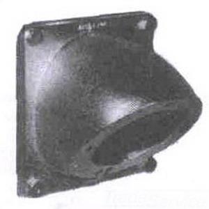 Appleton AJA200 UNILET® Angle Adapter; 200 Amp, 600/250 Volt DC