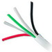 Genesis Cable 54735501 High End Speaker Cable; 300 Volt, (2) 16 AWG, Oxygen-Free Bare Copper, White, 500-Foot Pull Box