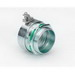 Bridgeport 431-SLTIG Straight Liquidtight Connector With Insulated Throat and Aluminum Lug; 3/4 Inch, Steel