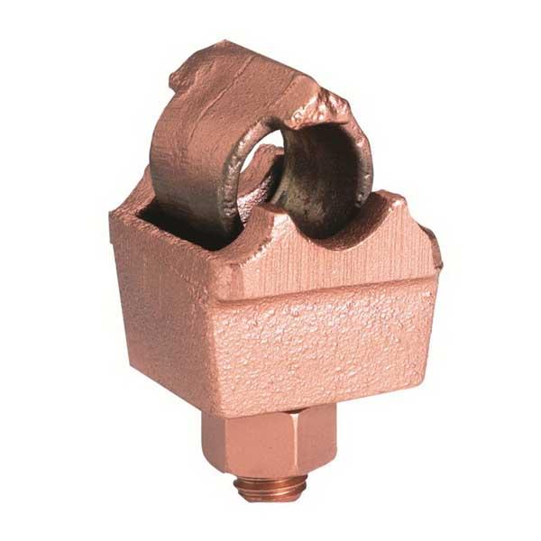 Hubbell Electrical / Burndy QGFL29B1 Copper Alloy Type QGFL BarTap; 6 AWG Stranded-250 KCMIL (Cu)
