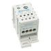 Ferraz Shawmut FSPDB3A Finger-Safe Power Distribution Block; 310 Amp, 600 Volt, Snap-On DIN Rail Mount, Gray