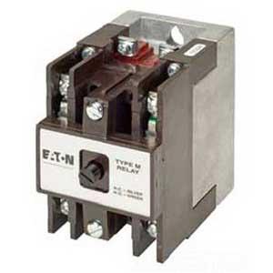 Eaton / Cutler Hammer D26MR15A AC Control Relay 6-Pole  Screw Mount