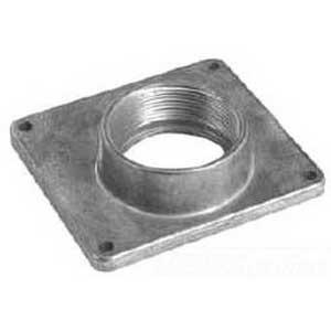 Eaton / Cutler Hammer DS300H2 Plate Replacement Rainproof Conduit Hub; 3 Inch Dia