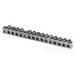 Eaton / Cutler Hammer GBK14 14 Terminal Replacement Ground Bar; 5.690 Inch