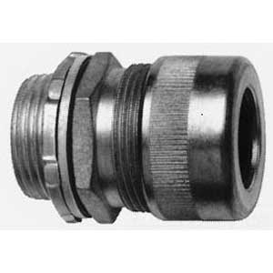 Cooper Crouse-Hinds CGB295-SG Non-Armoured Gland Connector 3/4 Inch 0.500 - 0.625 Inch Steel