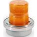 Edwards 92A-N5 Flashing Xenon Light Duty Beacon Strobe Light; 120 Volt AC, 0.1 Amp, Amber