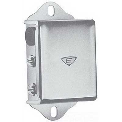 """""Edwards 115-2G5 Lungen 115 Series Rectangular Miniature Buzzer 24 Volt AC, 87 DB At 1 m, 77 DB At 10 ft,"""""" 4205"