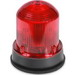 Edwards 125XBRMR120AB XTRA-BRITE™ Class 125 Steady-On Flashing LED Beacon Light; 120 Volt AC, 0.108 Amp, Red, 1/2 Inch NPT Internal Or 3/4 Inch External NPT Conduit Mount