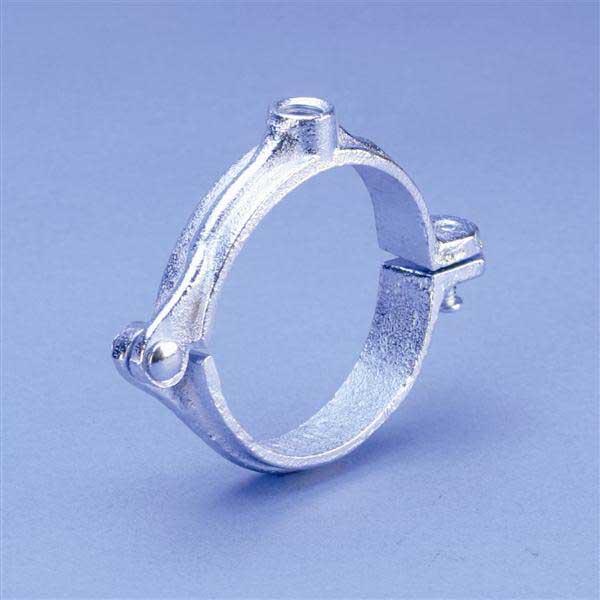 Erico 4550200EG 455-Series Malleable Split Ring Hanger Electrogalvanized Cast Iron