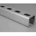 Erico A12AH100PG Strut Welded Channel; 12 Gauge, 10 ft x 1-5/8 Inch x 1-5/8 Inch, Half Slot, Pre-Galvanized