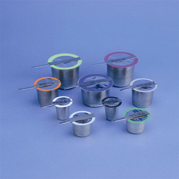Erico 115PLUSF20 Cadweld® Plus Welding Material; Orange Code Ring, 115 g Plastic Tube