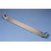 Erico L441200EG 2-Hole 45 Degree Angle Brace; Steel, Electrogalvanized