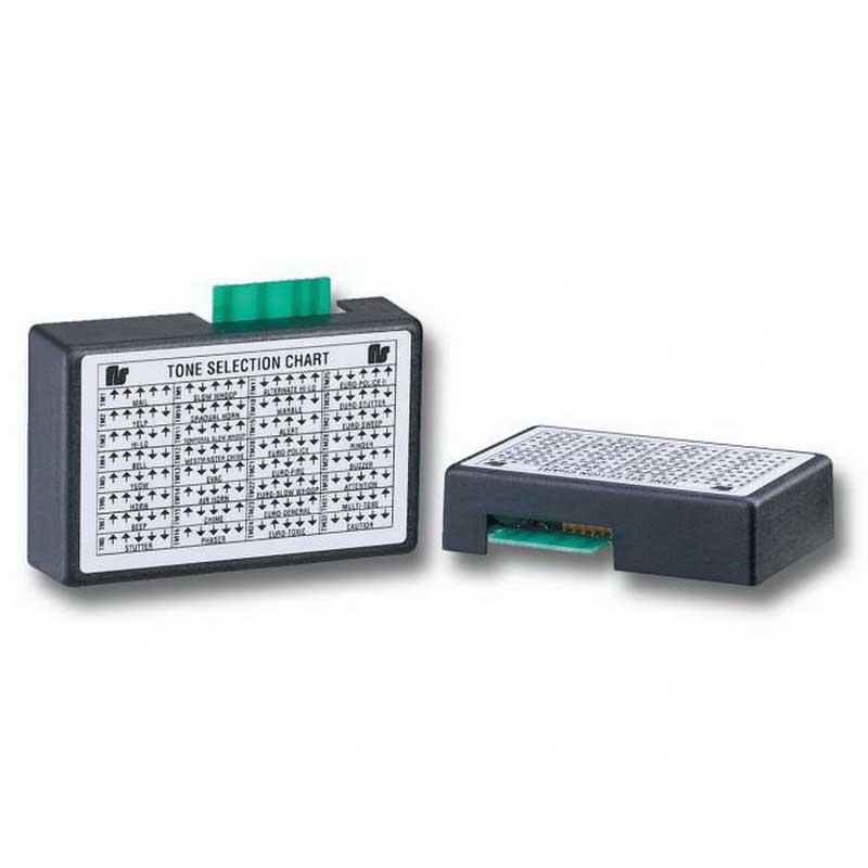 Federal Signal UTM SelecTone® Universal Tone Module; Black