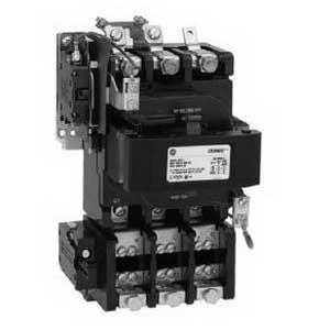 GE Controls CR306A102 Full Voltage Starter; 115 - 120 Volt, 9 Amp