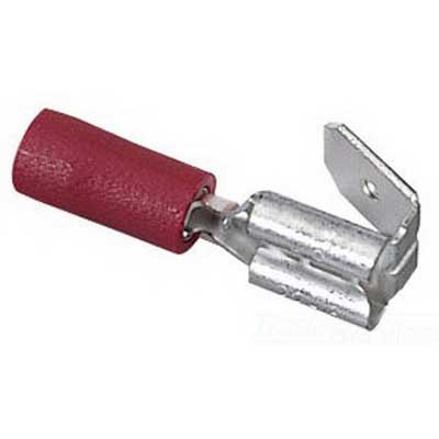 Ideal 83-9611 Vinyl Insulated Multi-Stack Disconnect; 300 Volt, 22-18 AWG, Red