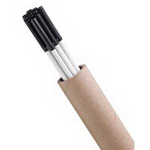 """""Ideal 31-644 Tuff-Rod Regular Flex Replacement Rod 6 ft Length, Fiberglass,"""""" 46789"