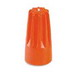 Ideal 30-273 Wire-Nut® 73B® Wire Connector; 22-14 AWG Copper/Copper, Orange