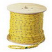 Ideal 31-845 Pro-Pull™ Pull-Rope; Polypropylene, Yellow