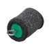 Greenlee 610 Single Power Fishing Piston; Flexible Foam Body, Strong Steel Center Rod