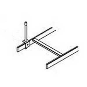 Hoffman Pentair LRP Retaining Post Kit Steel