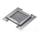 Hoffman AFLT44 Filter Kit For AVK44 Steel or AVK44SS6 Stainless Steel Louver Plate; Aluminum