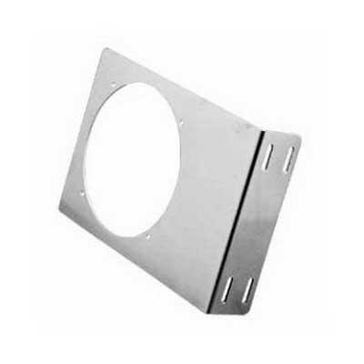 Hoffman ABRKT4 Fan Bracket; Aluminum