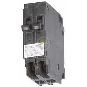"""""Siemens Q3020 Circuit Breaker 20 - 30 Amp, 120 Volt AC, 1-Pole, Plug-In Mount,"""""" 119543"