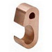 Ilsco GGC-4 Ground Grid Tap Connector; 250 KCMIL-1/0 AWG, Copper Alloy