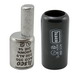 Ilsco ACO-750 Dual Rated Compression Pin Terminal with Insulating Cover; 600 Volt, 700-750 KCMIL Copper/Aluminum, Chamfered Barrel, Aluminum, Yellow, Electro Tin-Plated