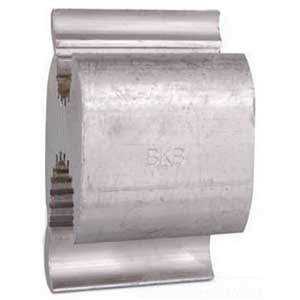 Blackburn / Elastimold WR775 WR Series Compression H-Tap Connector Main 400-250 KCMIL  4/0 AWG Stranded  Tap 400-250 KCMIL  4/0 AWG  1350 Aluminum Alloy