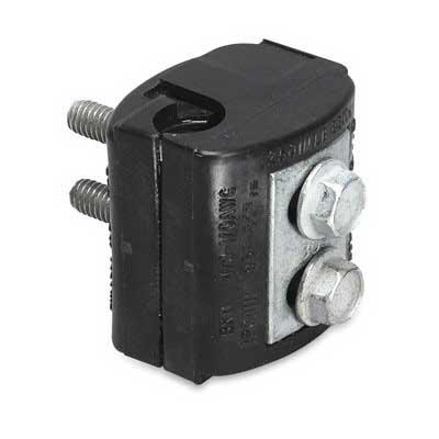 Blackburn / Elastimold IPC4141 IPC Series Talon Insulated Piercing Connector; 4/0-1/0 AWG Main, 4/0-1/0 AWG Tap, 2-Hole
