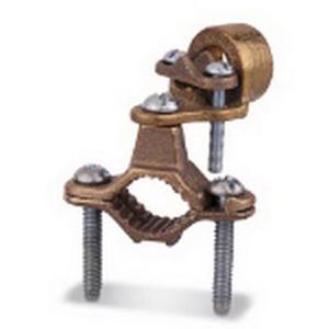 Blackburn / Elastimold JP12 Ground Clamp; 1/2 Inch, Cast Bronze