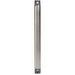 Kichler 360000NI Ceiling Fan Downrod; 1 Inch Dia x 12 Inch Length, Steel, Brushed Nickel