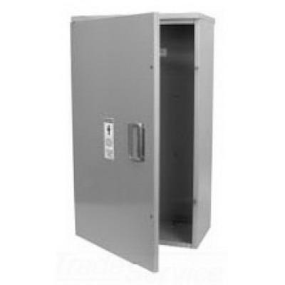 Milbank CT364811-HC Single Door Current Transformer Cabinet; 36 Inch Width x 11 Inch Depth x 48 Inch Height, Steel, Surface Mount